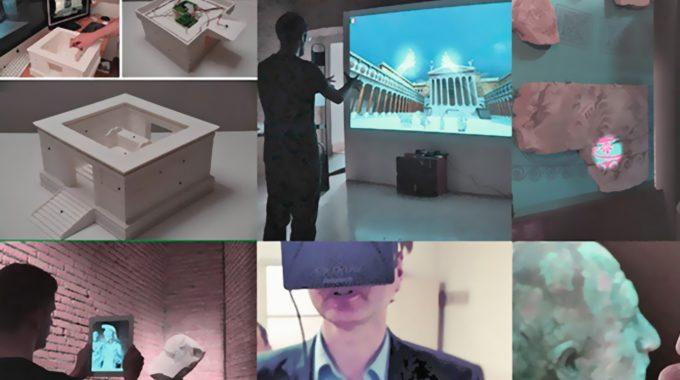 Archeovirtual 2014, Mostra Di Archeologia Virtuale