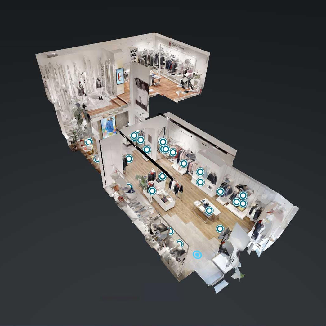 Virtual 3D Tour Marketing Commerciale Innovativo