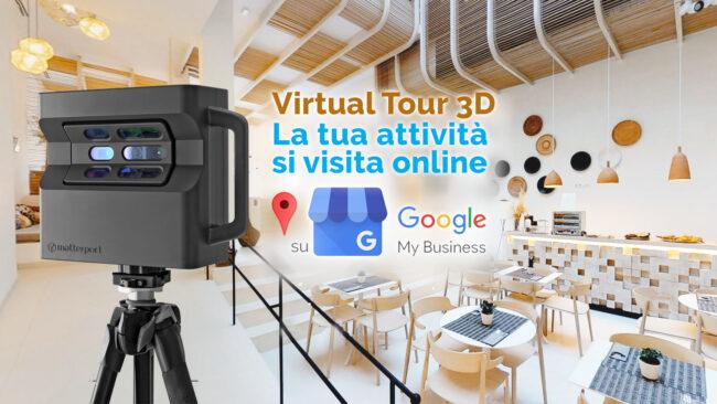 virtual tour google my business