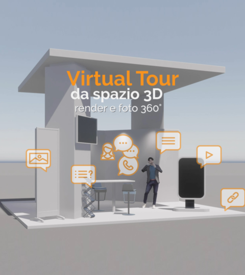 Virtual Tour Da Spazio 3D