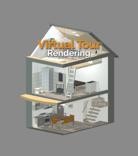Virtual Tour Rendering